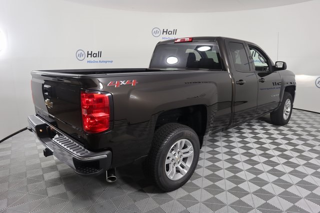 2018 Silverado 1500 Double Cab 4x4,  Pickup #1482425 - photo 5