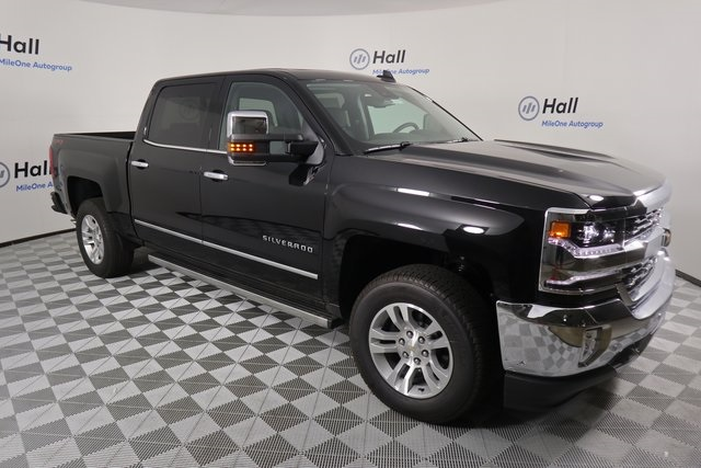 2018 Silverado 1500 Crew Cab 4x4,  Pickup #1482448 - photo 4