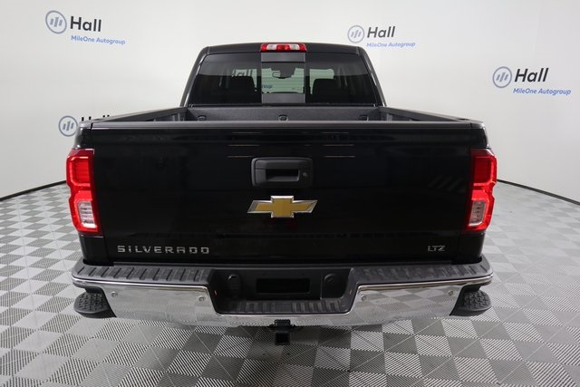 2018 Silverado 1500 Crew Cab 4x4,  Pickup #1482448 - photo 6