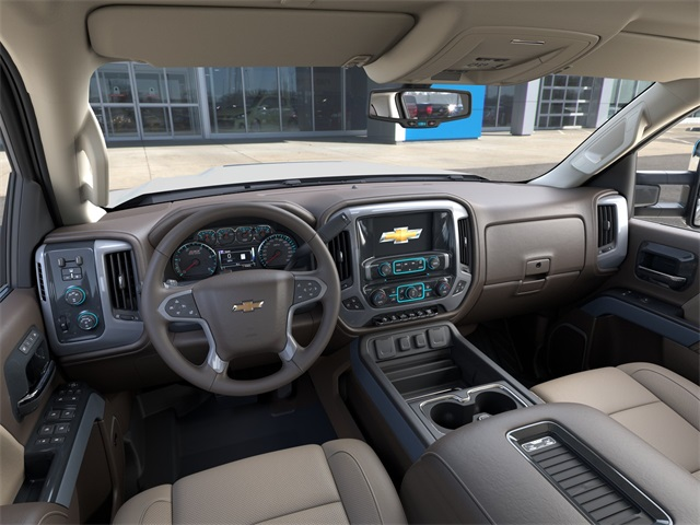 2019 Silverado 2500 Crew Cab 4x4,  Pickup #1492036 - photo 10
