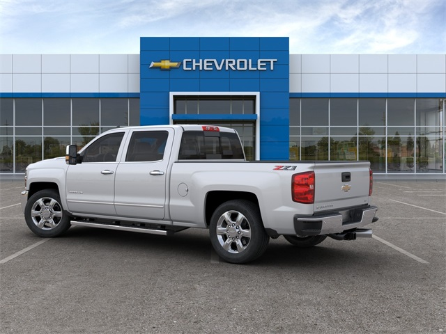2019 Silverado 2500 Crew Cab 4x4,  Pickup #1492036 - photo 4