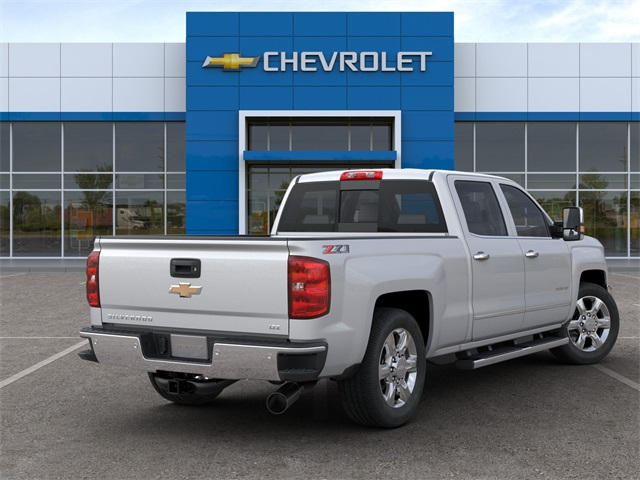 2019 Silverado 2500 Crew Cab 4x4,  Pickup #1492036 - photo 2