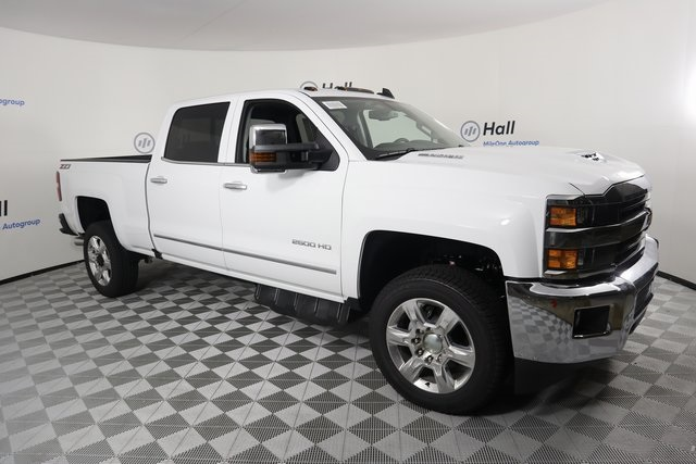 2019 Silverado 2500 Crew Cab 4x4,  Pickup #1492043 - photo 4