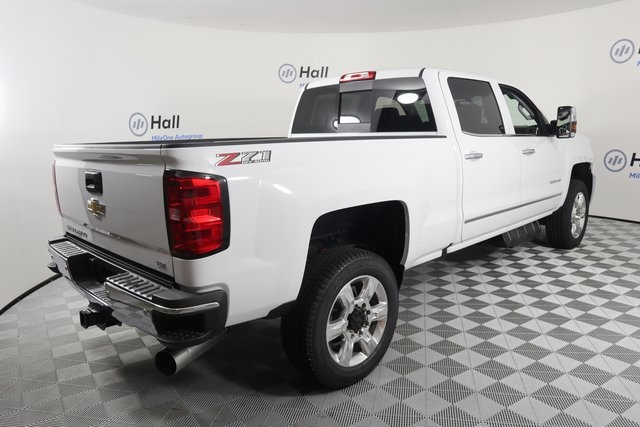 2019 Silverado 2500 Crew Cab 4x4,  Pickup #1492043 - photo 5