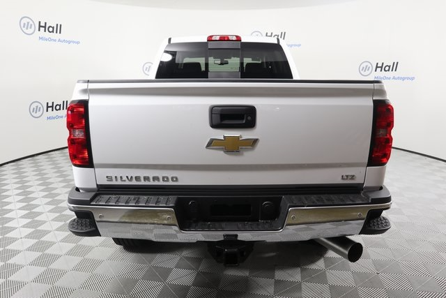 2019 Silverado 2500 Crew Cab 4x4,  Pickup #1492043 - photo 6