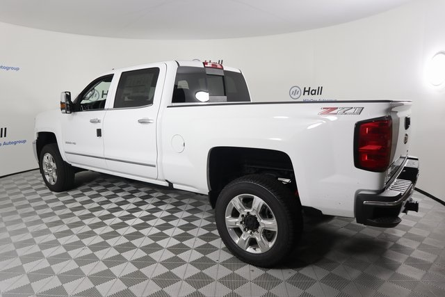 2019 Silverado 2500 Crew Cab 4x4,  Pickup #1492043 - photo 2