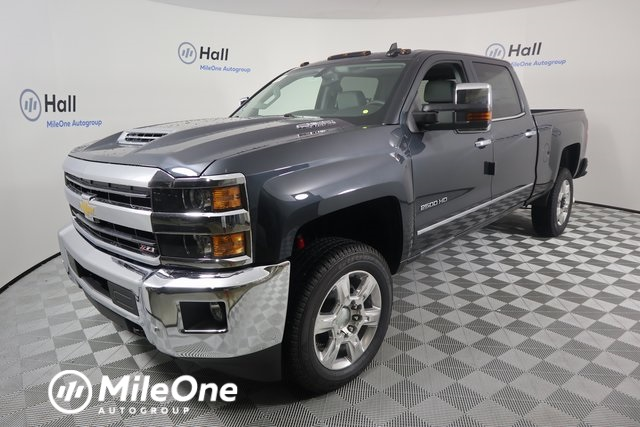 2019 Silverado 2500 Crew Cab 4x4,  Pickup #1492049 - photo 1