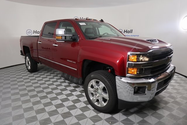 2019 Silverado 2500 Crew Cab 4x4,  Pickup #1492052 - photo 4