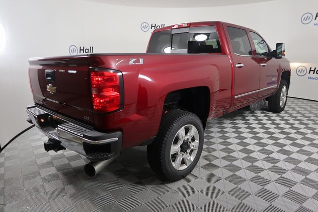 2019 Silverado 2500 Crew Cab 4x4,  Pickup #1492052 - photo 5