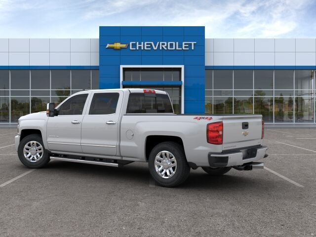 2019 Silverado 3500 Crew Cab 4x4,  Pickup #1492055 - photo 4