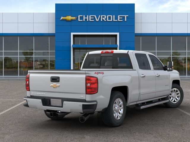 2019 Silverado 3500 Crew Cab 4x4,  Pickup #1492055 - photo 5