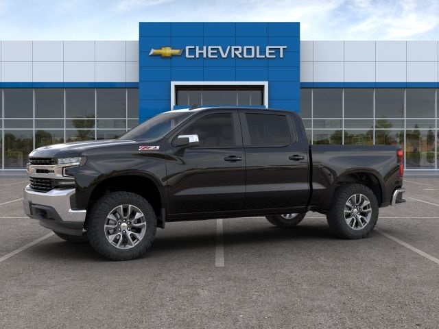 2019 Silverado 1500 Crew Cab 4x4,  Pickup #1492056 - photo 3