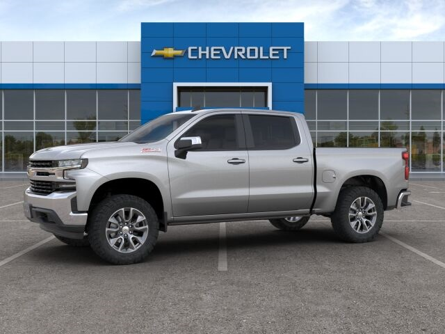2019 Silverado 1500 Crew Cab 4x4,  Pickup #1492060 - photo 3
