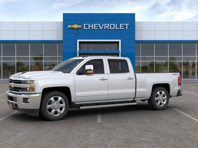 2019 Silverado 2500 Crew Cab 4x4,  Pickup #1492062 - photo 3