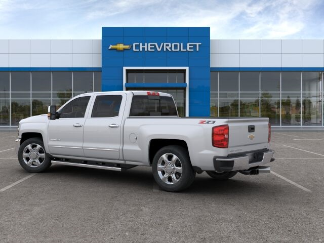 2019 Silverado 2500 Crew Cab 4x4,  Pickup #1492062 - photo 4