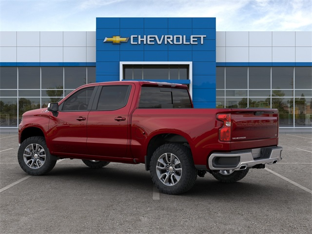 2019 Silverado 1500 Crew Cab 4x4,  Pickup #1492063 - photo 4