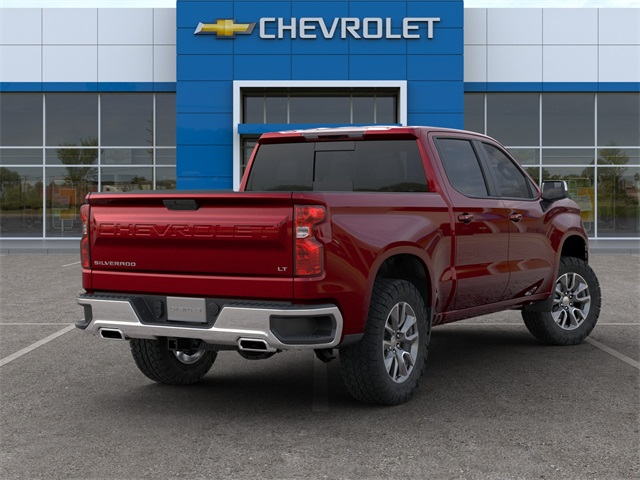 2019 Silverado 1500 Crew Cab 4x4,  Pickup #1492063 - photo 5