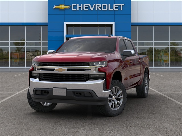 2019 Silverado 1500 Crew Cab 4x4,  Pickup #1492063 - photo 2