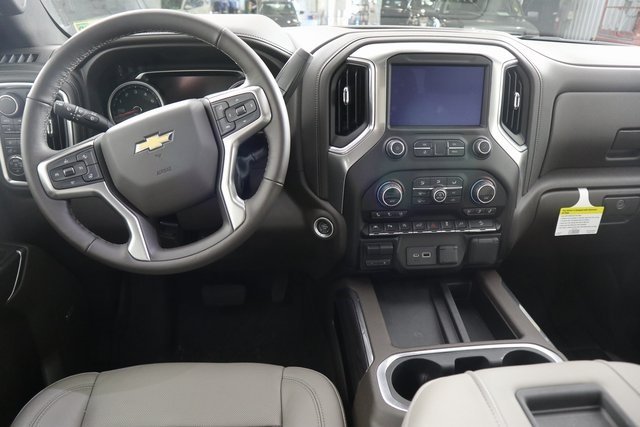 2019 Silverado 1500 Crew Cab 4x4,  Pickup #1492065 - photo 9