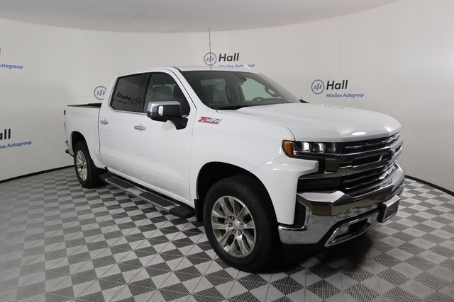 2019 Silverado 1500 Crew Cab 4x4,  Pickup #1492065 - photo 4