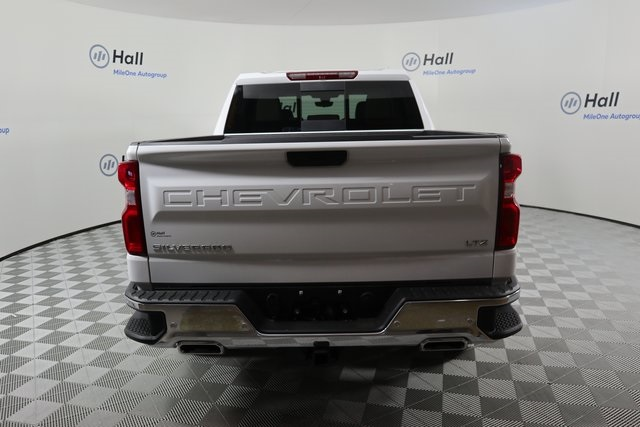 2019 Silverado 1500 Crew Cab 4x4,  Pickup #1492065 - photo 6