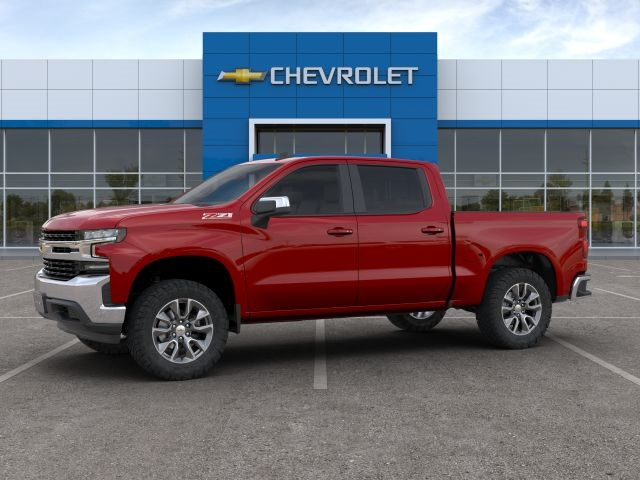 2019 Silverado 1500 Crew Cab 4x4,  Pickup #1492072 - photo 3