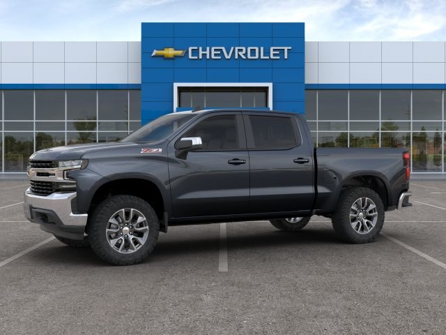 2019 Silverado 1500 Crew Cab 4x4,  Pickup #1492078 - photo 3