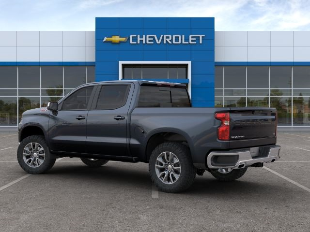 2019 Silverado 1500 Crew Cab 4x4,  Pickup #1492078 - photo 4