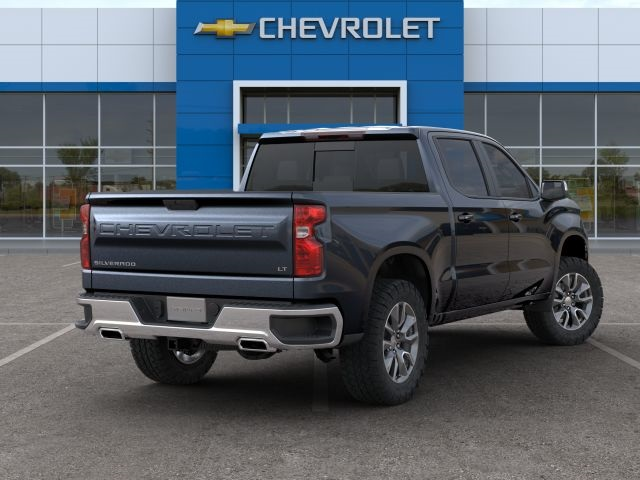 2019 Silverado 1500 Crew Cab 4x4,  Pickup #1492078 - photo 5