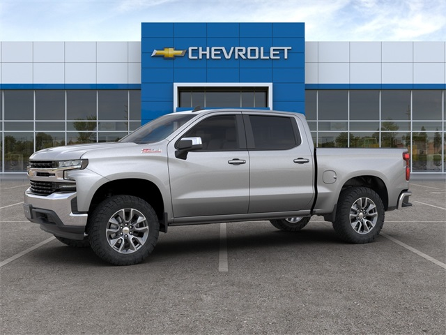 2019 Silverado 1500 Crew Cab 4x4,  Pickup #1492081 - photo 3