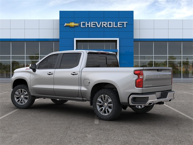 2019 Silverado 1500 Crew Cab 4x4,  Pickup #1492081 - photo 4