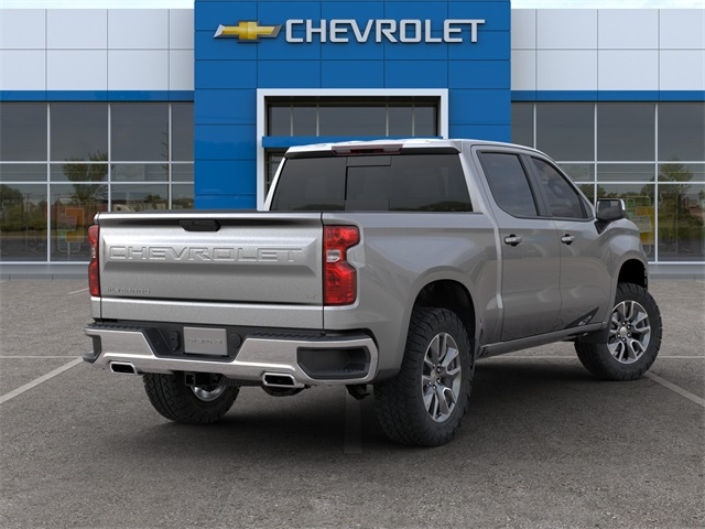 2019 Silverado 1500 Crew Cab 4x4,  Pickup #1492081 - photo 5