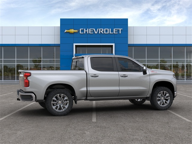 2019 Silverado 1500 Crew Cab 4x4,  Pickup #1492081 - photo 6