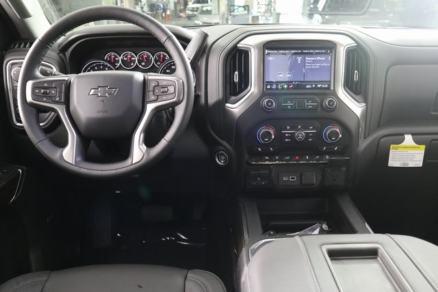 2019 Silverado 1500 Crew Cab 4x4,  Pickup #1492082 - photo 9
