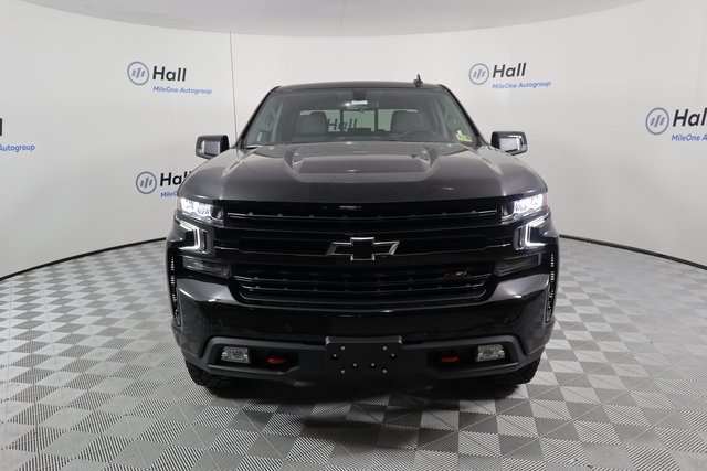 2019 Silverado 1500 Crew Cab 4x4,  Pickup #1492082 - photo 3