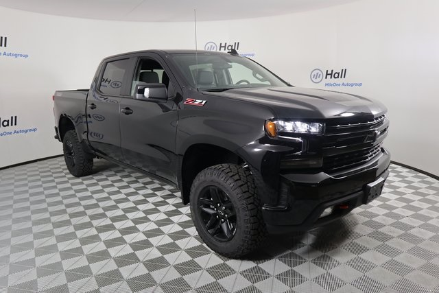 2019 Silverado 1500 Crew Cab 4x4,  Pickup #1492082 - photo 4