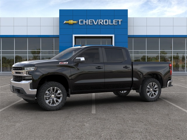 2019 Silverado 1500 Crew Cab 4x4,  Pickup #1492087 - photo 3