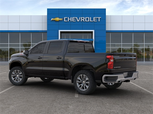 2019 Silverado 1500 Crew Cab 4x4,  Pickup #1492087 - photo 4