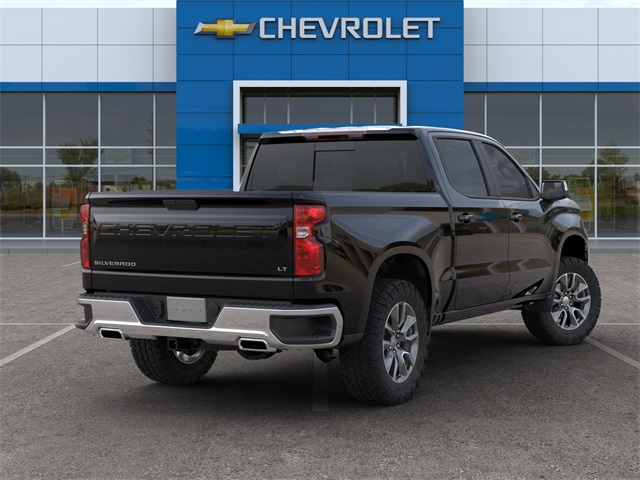 2019 Silverado 1500 Crew Cab 4x4,  Pickup #1492087 - photo 5