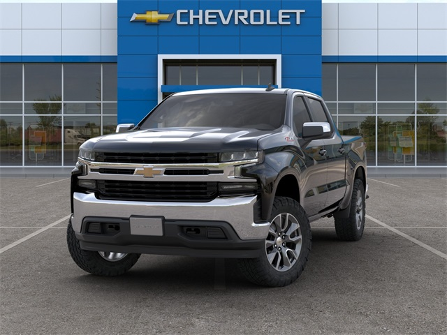 2019 Silverado 1500 Crew Cab 4x4,  Pickup #1492087 - photo 7