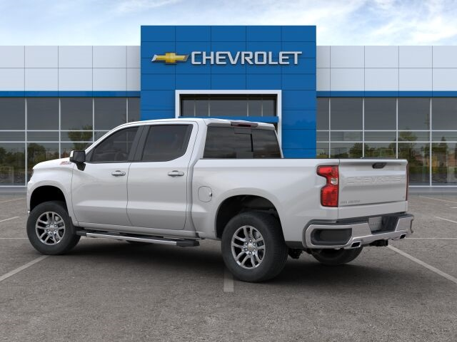 2019 Silverado 1500 Crew Cab 4x4,  Pickup #1492125 - photo 4