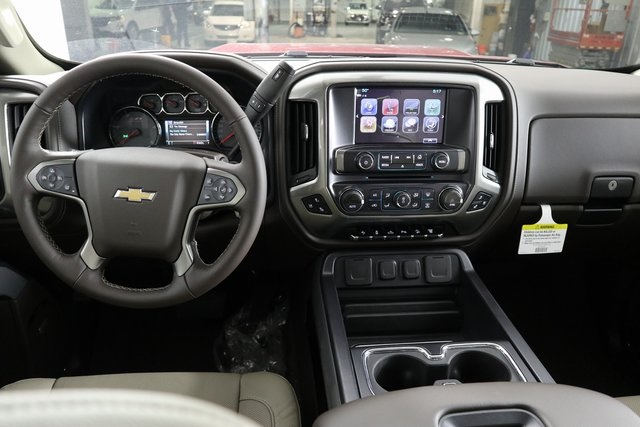 2019 Silverado 2500 Crew Cab 4x4,  Pickup #1492130 - photo 10
