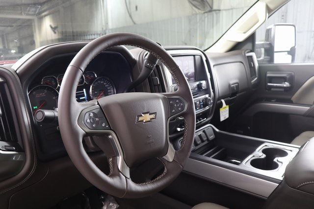 2019 Silverado 2500 Crew Cab 4x4,  Pickup #1492130 - photo 14