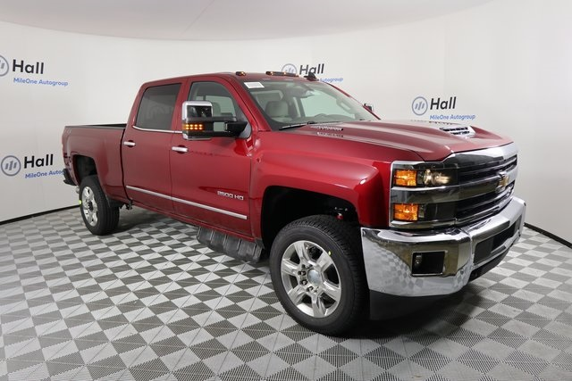 2019 Silverado 2500 Crew Cab 4x4,  Pickup #1492130 - photo 4