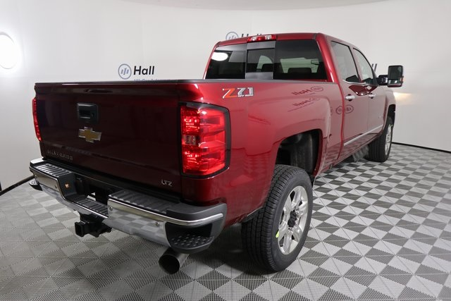 2019 Silverado 2500 Crew Cab 4x4,  Pickup #1492130 - photo 5