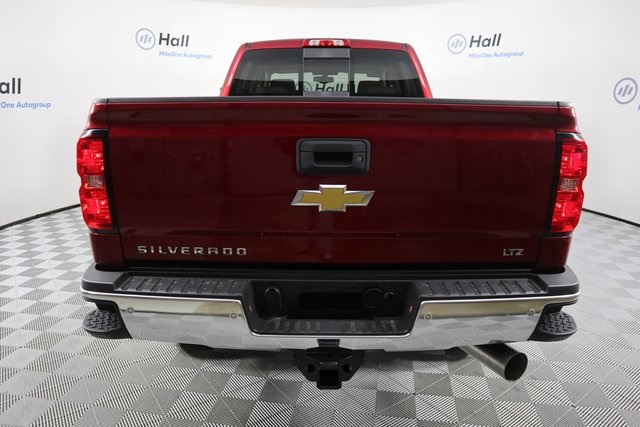 2019 Silverado 2500 Crew Cab 4x4,  Pickup #1492130 - photo 6