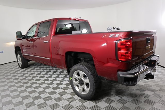 2019 Silverado 2500 Crew Cab 4x4,  Pickup #1492130 - photo 2