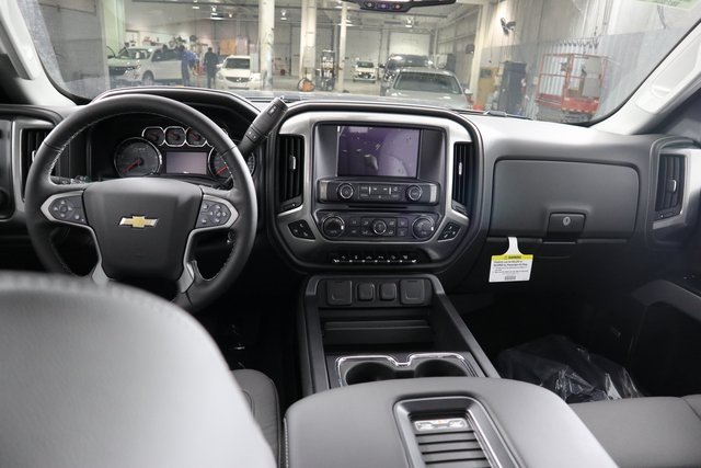 2019 Silverado 2500 Crew Cab 4x4,  Pickup #1492131 - photo 10