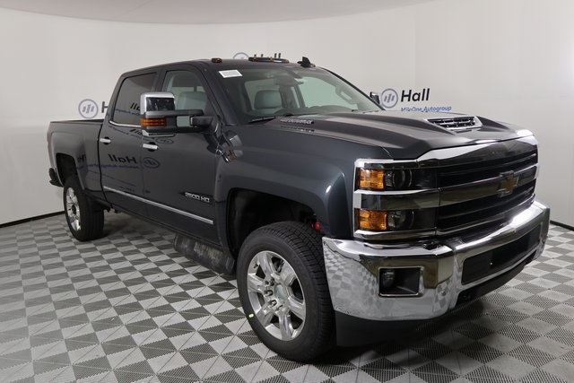 2019 Silverado 2500 Crew Cab 4x4,  Pickup #1492131 - photo 4