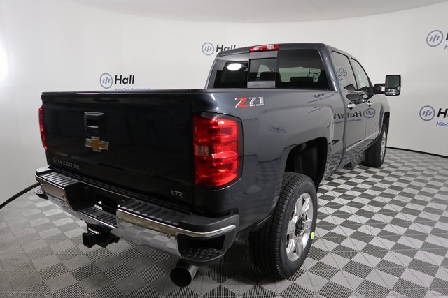 2019 Silverado 2500 Crew Cab 4x4,  Pickup #1492131 - photo 5